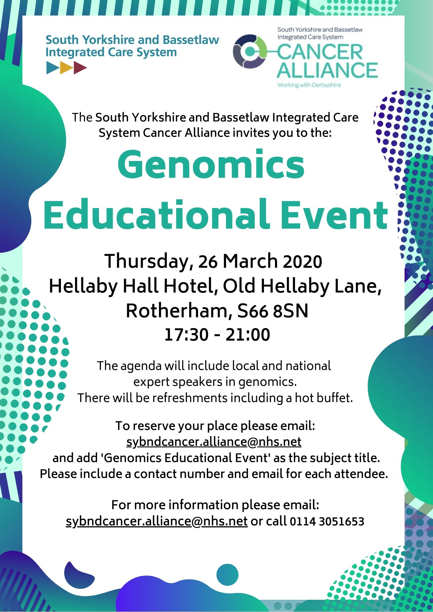 Genomics Educational Event Invite.jpg